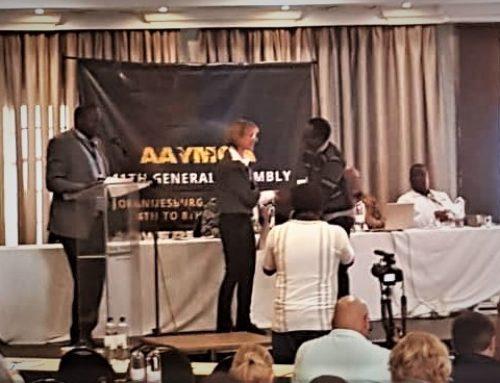 Le Cameroun-YMCA autorisé à renouveller sa Charte auprès de l'Alliance Africaine