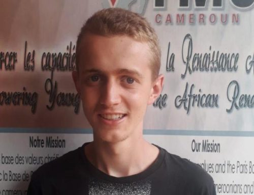 My Experience in Cameroon by Samuel Zettler