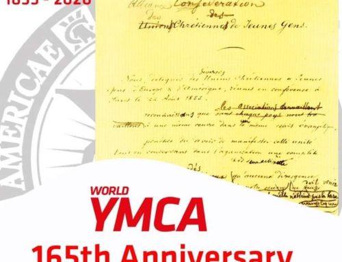 Joyeux 165eme anniversaire aux YMCAs