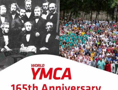 Happy 165th Anniversary to the YMCAs
